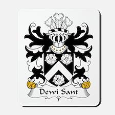 Dewi Sant (Saint David) Mousepad