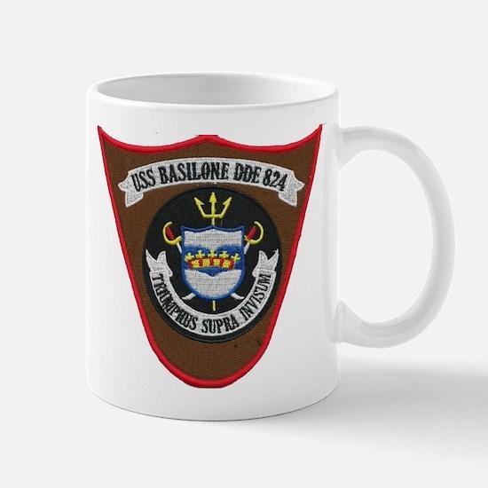 USS BASILONE Mug