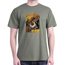 Wolfman @ eShirtLabs.Com T-Shirt