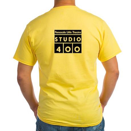 PLT Studio 400 Yellow T-Shirt