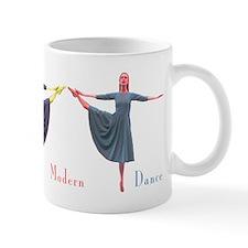 Modern Dance Small Mugs
