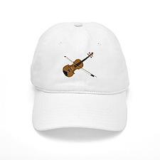 Fiddle or Violin? Baseball Cap