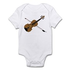 Fiddle or Violin? Infant Bodysuit