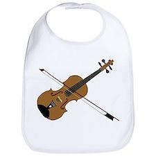 Fiddle or Violin? Bib