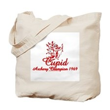 Cupid Archer Champion Tote Bag
