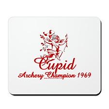 Cupid Archer Champion Mousepad