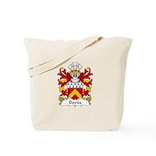Davies (of Caerhun, Caernarfonshire) Tote Bag