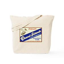 Channel Islands (Pelican) Tote Bag