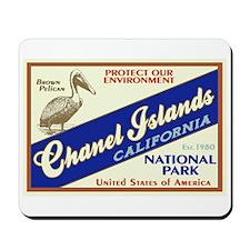 Channel Islands (Pelican) Mousepad
