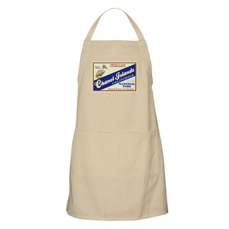 Channel Islands (Pelican) BBQ Apron