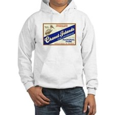Channel Islands (Pelican) Hoodie Sweatshirt