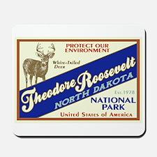 Theodore Roosevelt (Deer) Mousepad
