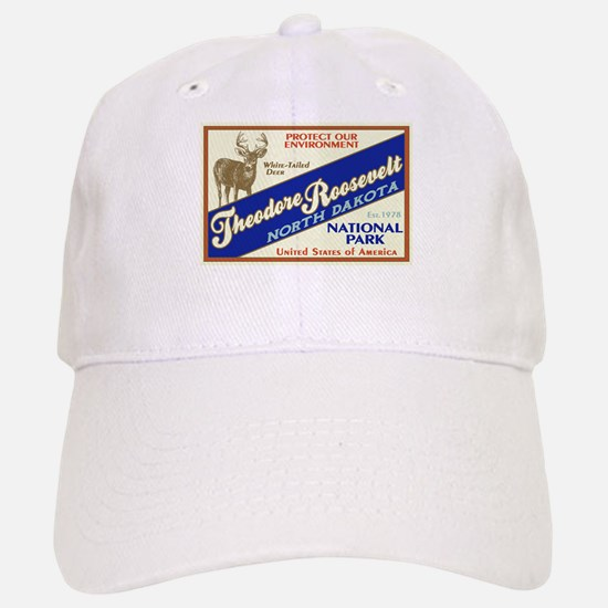 Theodore Roosevelt (Deer) Baseball Baseball Cap