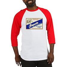 Sequoia (Black Bear) Baseball Jersey