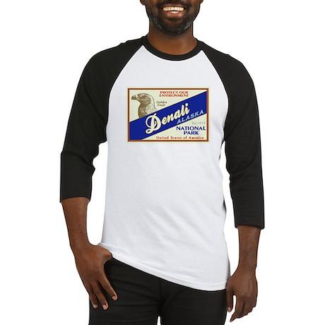 Denali (Golden Eagle) Baseball Jersey