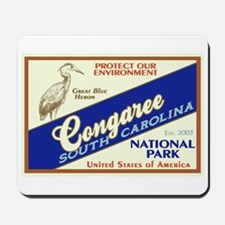 Congaree (Heron) Mousepad