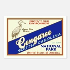 Congaree (Heron) Postcards (Package of 8)