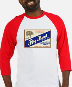 Big Bend (Javelina) Baseball Jersey