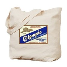 Olympic (Mink) Tote Bag