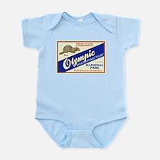 Olympic (Mink) Infant Bodysuit