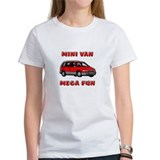 Mini van fun Women's T-Shirt