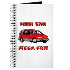 Cute Kid in car Journal