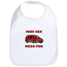 Cute Minivan moms Bib