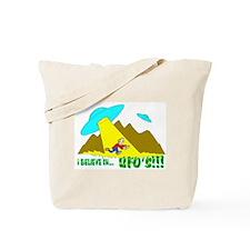 UFO'S Tote Bag