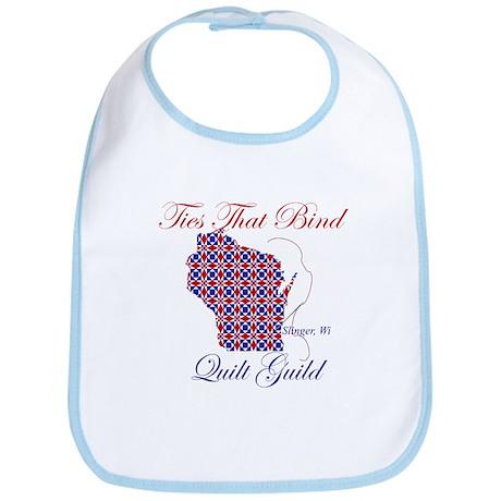 Ties That Bind Quilt Guild Bib