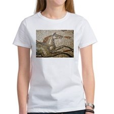 Fire Breathing Horse Mosaic Tee