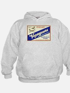 Voyageurs (Loons) Hoodie