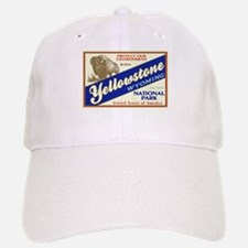 Yellowstone (Buffalo) Baseball Baseball Cap
