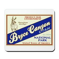 Bryce Canyon (Antelope) Mousepad