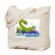 LOCHNESS MONSTER Tote Bag