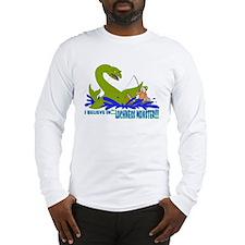 LOCHNESS MONSTER Long Sleeve T-Shirt