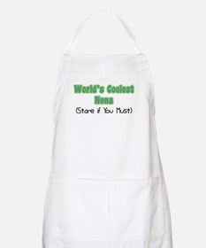 World's Coolest Nona BBQ Apron
