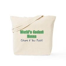 World's Coolest Nonna Tote Bag
