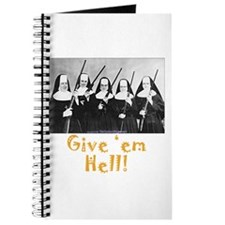 Give 'em Hell Journal