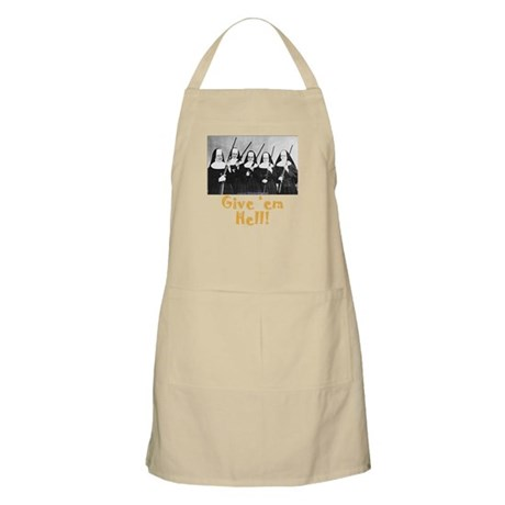 Give 'em Hell BBQ Apron