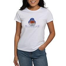 bluebird design Tee