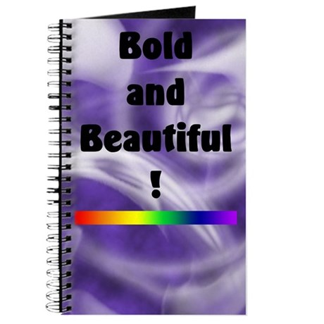 Bold and Beautiful! Journal