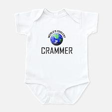 World's Coolest CRAMMER Infant Bodysuit