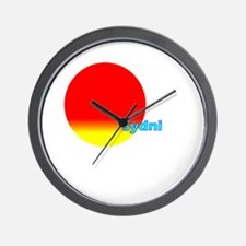 Sydni Wall Clock