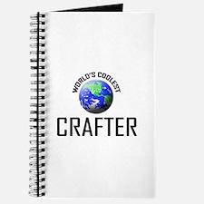 World's Coolest CRAFTER Journal