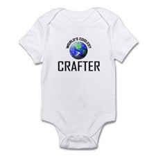 World's Coolest CRAFTER Infant Bodysuit