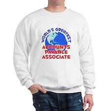 World's Greatest Accou.. (E) Sweatshirt