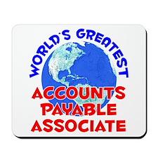 World's Greatest Accou.. (E) Mousepad