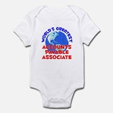 World's Greatest Accou.. (E) Infant Bodysuit