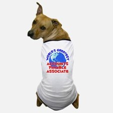 World's Greatest Accou.. (E) Dog T-Shirt