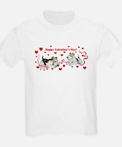 Fox Terrier Holiday T-Shirt